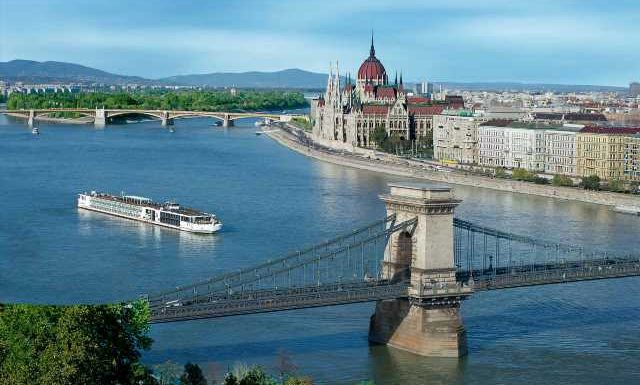 Viking signals that the restart to river cruising in Europe is at hand