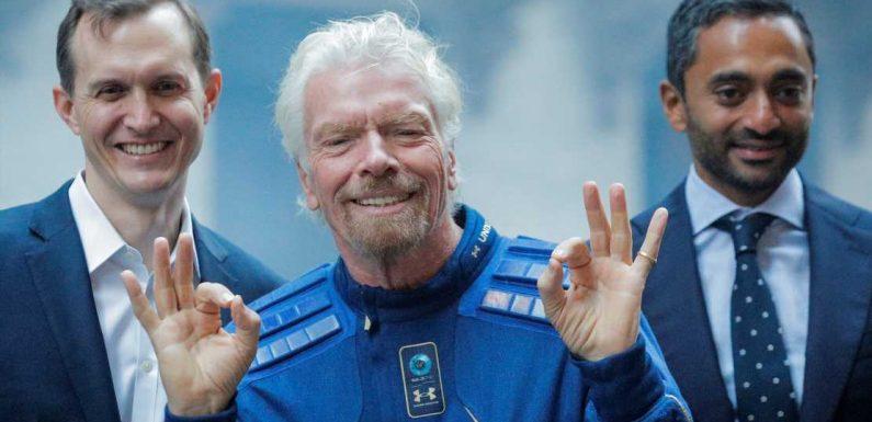 Virgin Galactic plummets 21% after 1st-quarter earnings reveal uncertain flight schedule