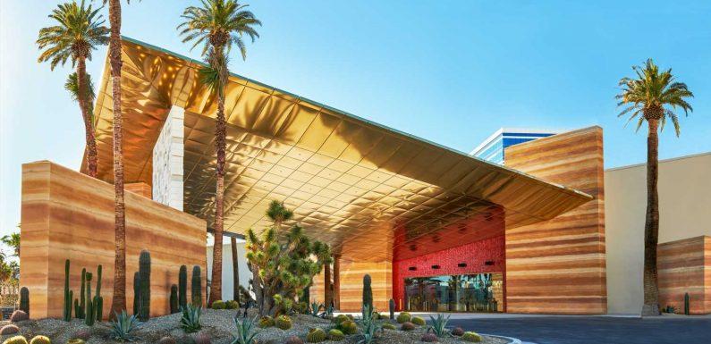 Virgin Hotels Las Vegas: First In