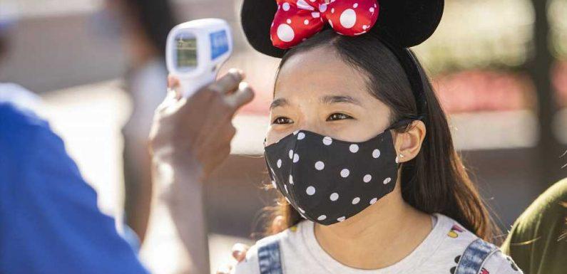 Walt Disney World, Universal Orlando to No Longer Require Temperature Checks for Entry