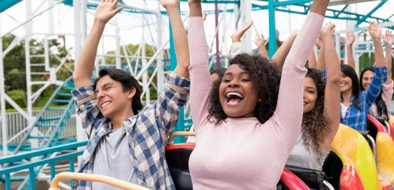 What are the best amusement parks and water parks? Vote now