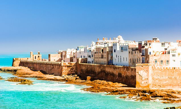 Why writer KIT HESKETH-HARVEY is dreaming of Essaouira in Morocco