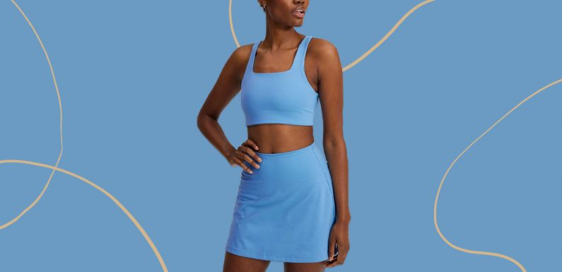 6 Exercise Skirts for the Gym, Hiking Trails, and More