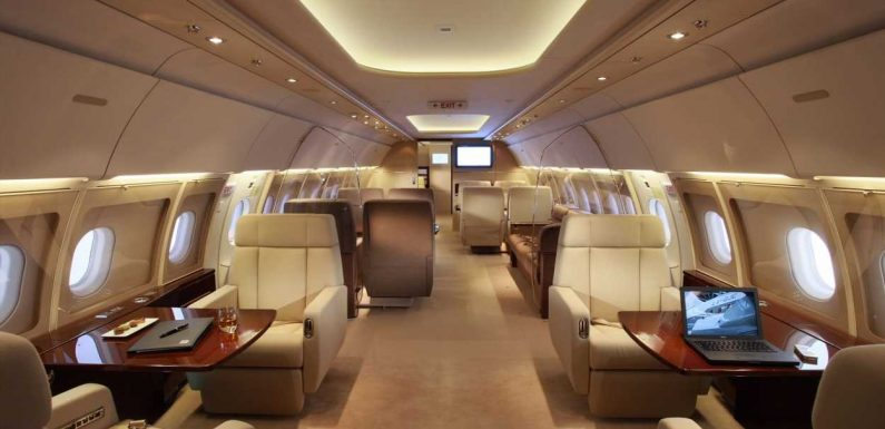 7 Luxurious Private Jet Trips to Take You All Around the World