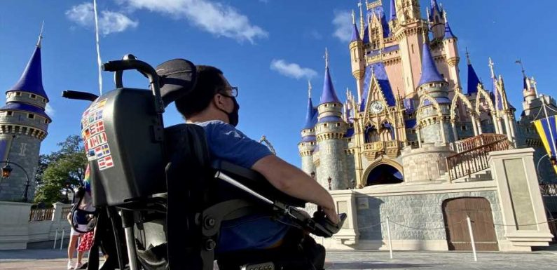 7 reasons Walt Disney World is one of the most wheelchair accessible destinations
