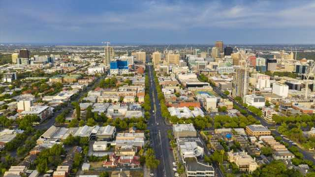 Adelaide tops world's most liveable cities list for Australia