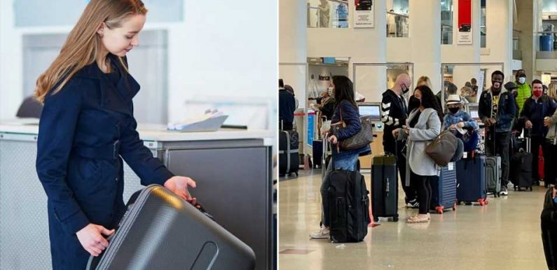 Airlines could WEIGHING passengers under new FAA rules