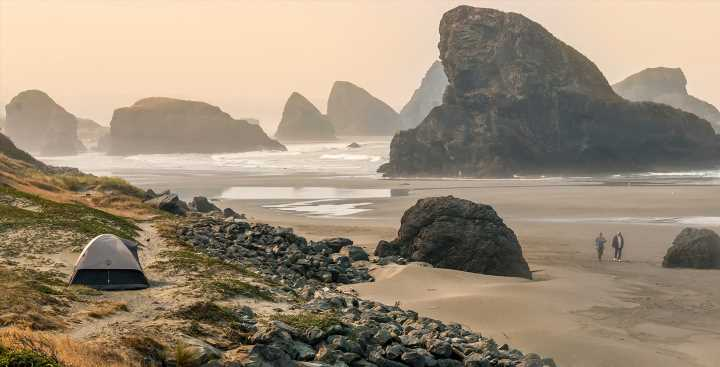 An Outdoor Lover's Road Trip on the Oregon Coast