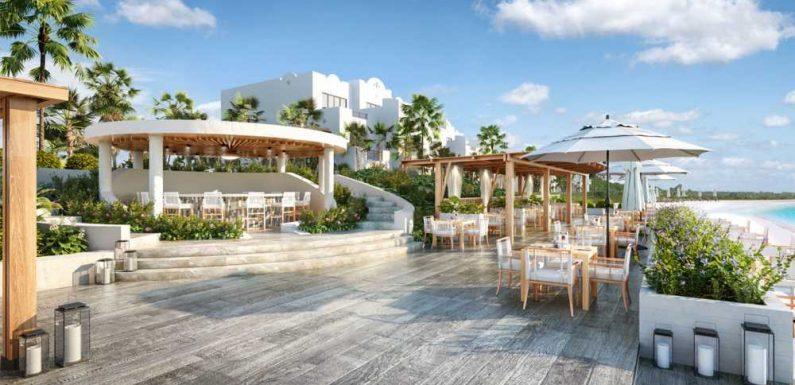 Aurora Anguilla, the former CuisinArt, preps for a November debut