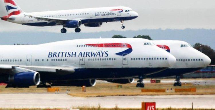 BA crew 'struggling' after thousands go back on furlough – 'enough is enough'