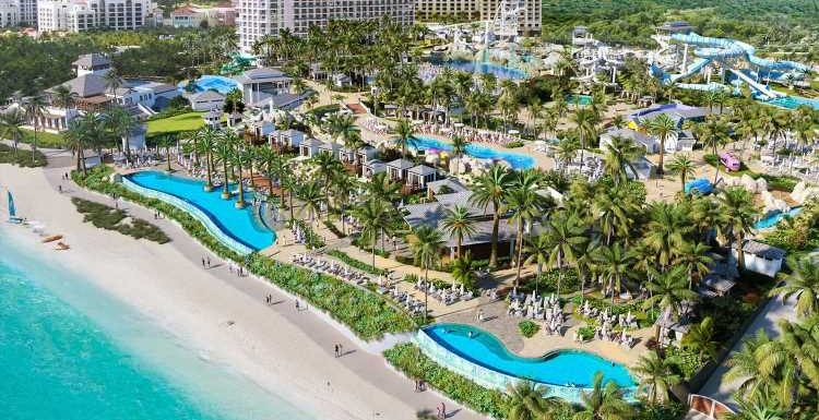 Baha Mar's New Water Park Set to Open in July