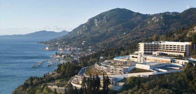 Banyan Tree makes European debut with Angsana resort on Corfu