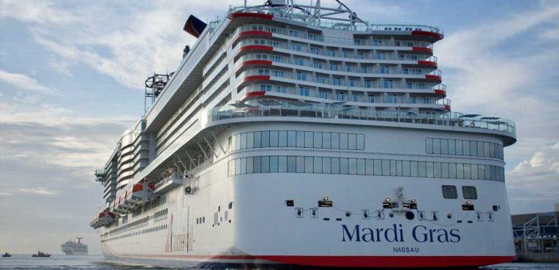 Carnival Corp. executives discuss pent-up cruise demand