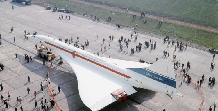 Celebrity Passengers and Caviar at 55,000 Feet: What It Was Like to Fly Concorde in the '70s