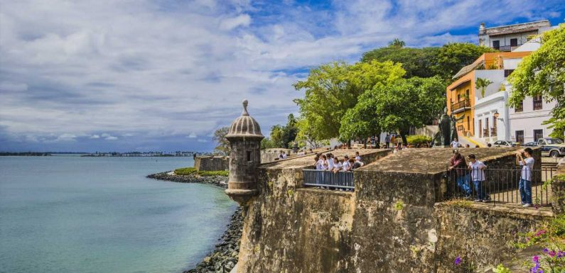 Cleared for Takeoff: A trip to Puerto Rico for a family of four