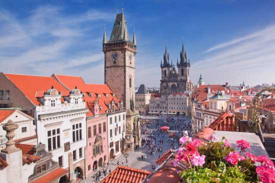 Czech Republic is open to Americans, with just one requirement