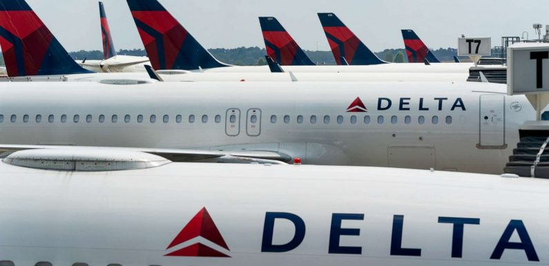 Delta CEO says safety of passengers, crew is 'of paramount concern'