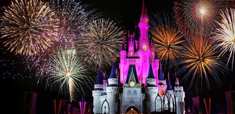 Disney Parks Are Bringing Back Firework Celebrations Starting July 1