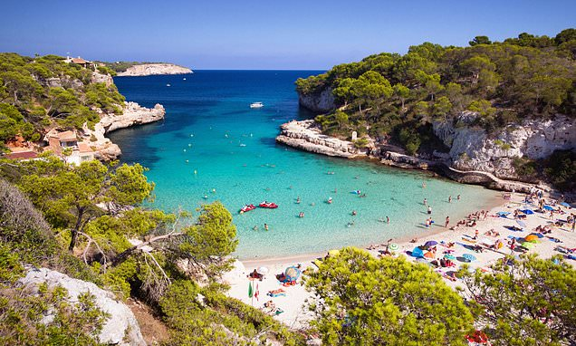 Dive into these Balearic beauties now they're on the UK's green list