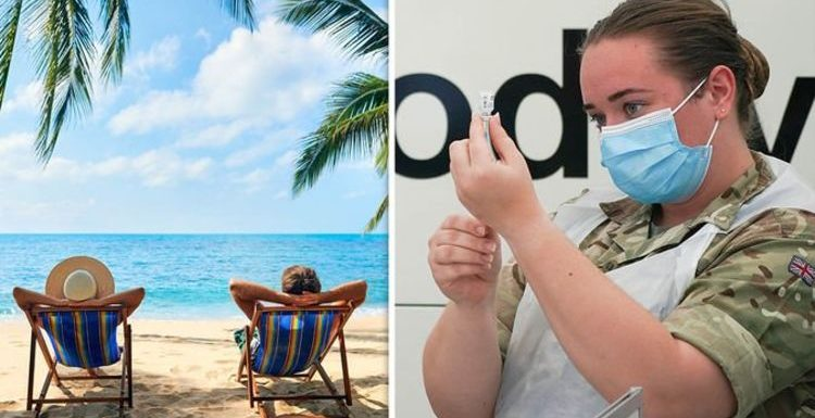 Double vaccinated Brits to skip quarantine – The 33 amber countries signed up to exemption