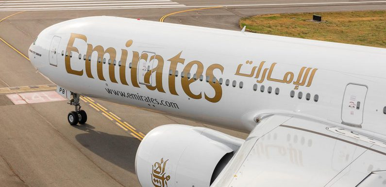 Emirates suspends flights from India through end of June