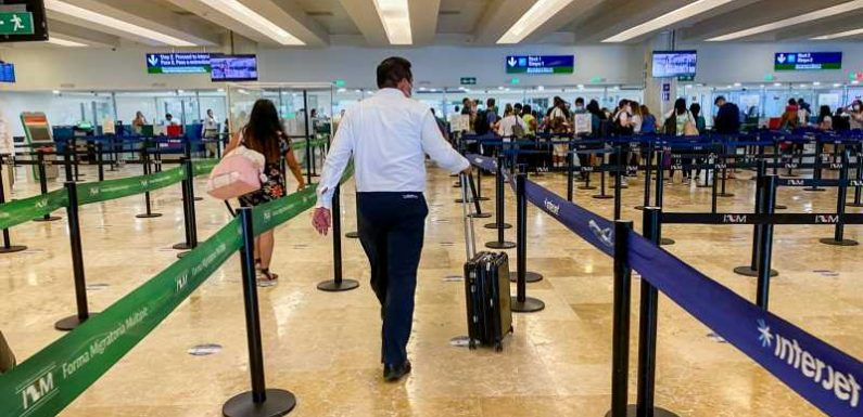 From landing to margaritas in 2 minutes: Getting through Cancun Airport using a VIP service