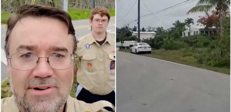 Georgia Boy Scouts arrive to an empty lot after booking 2 Airbnb rentals in Key West