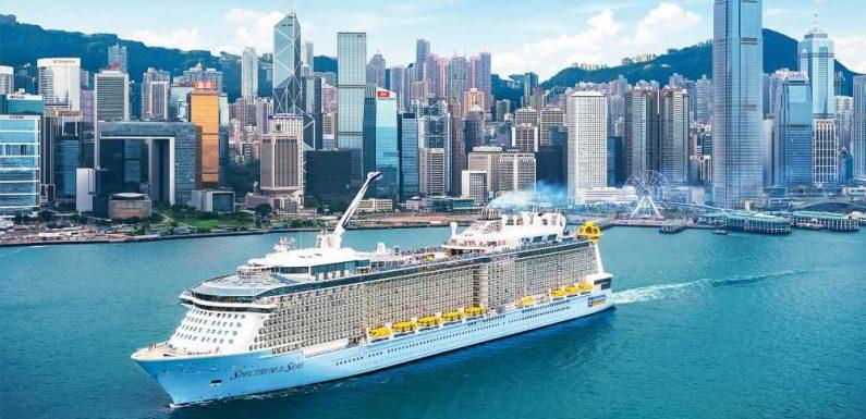 Hong Kong gears up for cruise restart