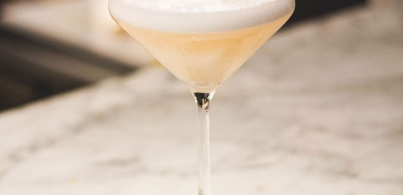 How to Make the Respite Cocktail from the Kessler Collection