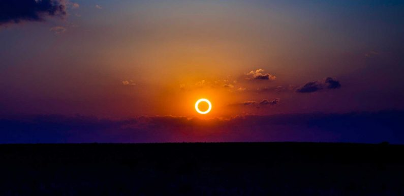 How to See June's Annular Solar Eclipse