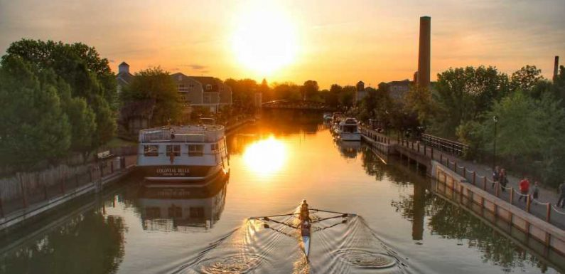 I Explored Upstate New York on a Canal Boat –and It Was the Perfect Way to Slow Down