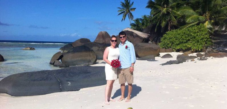 I spent my last two wedding anniversaries in my home state of Florida — here's why I'm hopeful that will change next year