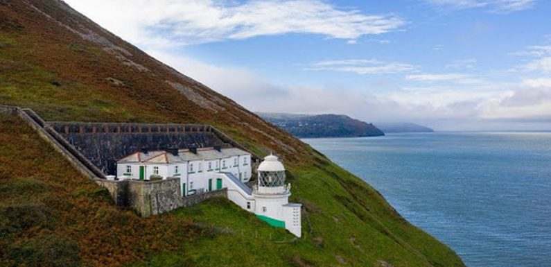 Incredible lighthouses you can stay at – ex-pirates' lair to Doctor Who 'Tardis'