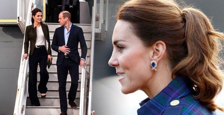 Kate Middleton travel: Bargain essential Duchess' hairdresser packs for foreign trips