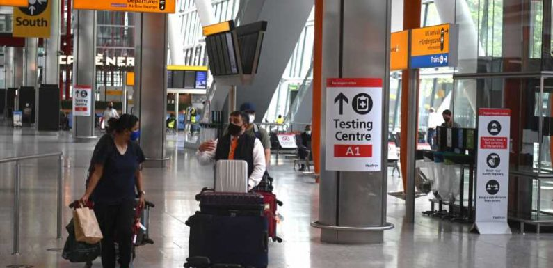 London's Heathrow Airport Opens Separate Terminal for Travelers Arriving From High-risk Countries