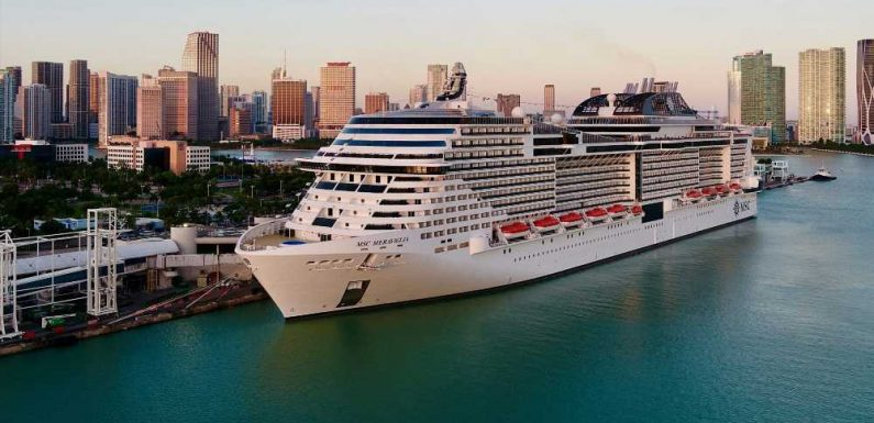 MSC Cruises, Carnival Cruise Line Announce Sailings out of U.S. This Summer