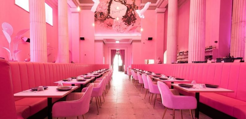 Manchester's newest hotspots – including Pink Palace popular with TV star