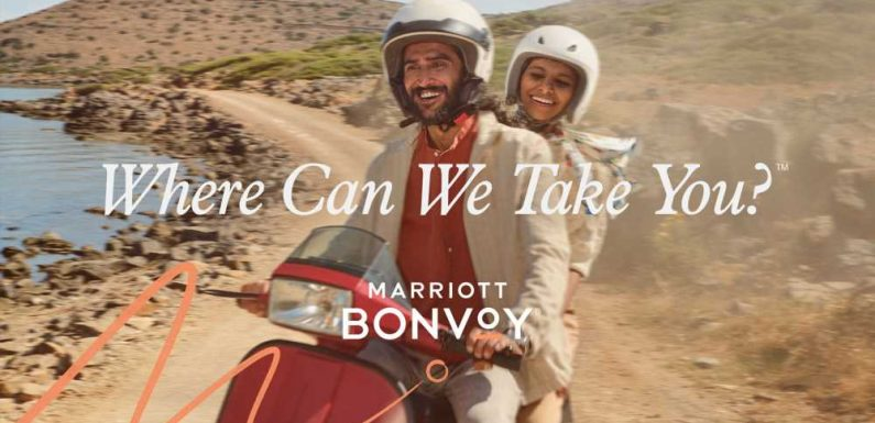 Marriott asks 'Where Can We Take You?' in global campaign