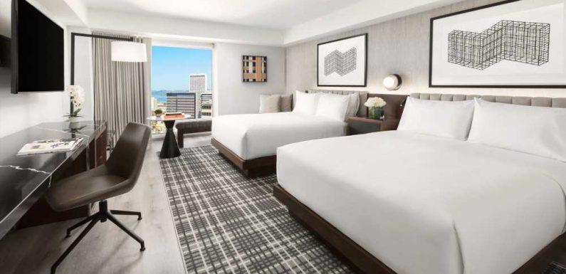 Park Central San Francisco rebranding as Hyatt Regency