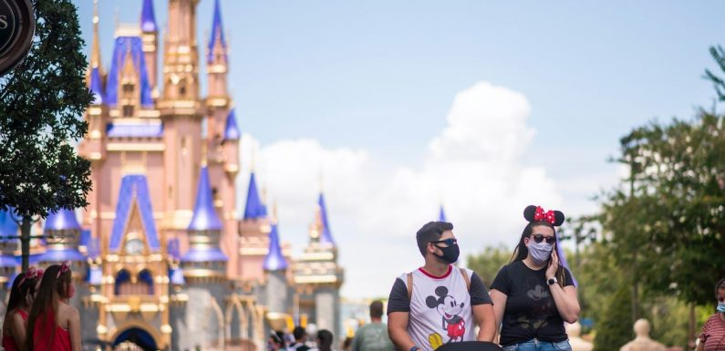 People say they won't take Disney vacations this year because it's too expensive – not because they feel it's unsafe