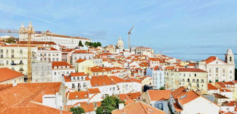 Portugal is now open to American tourists with a negative COVID-19 test