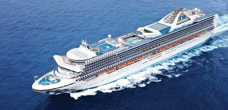 Princess Cruises to resume U.S. departures in September