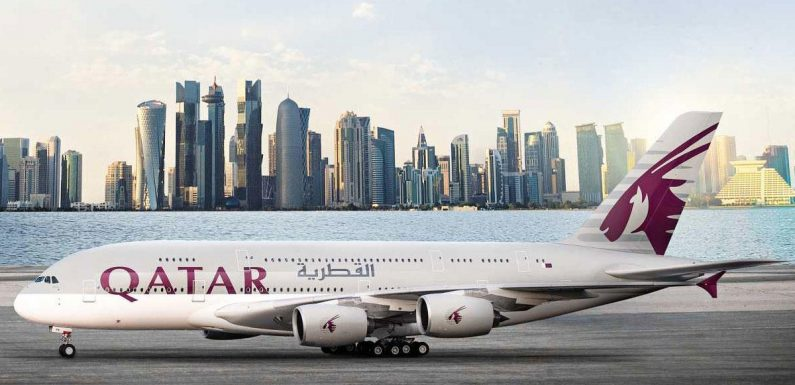 Qatar Air is in a mystery spat with Airbus