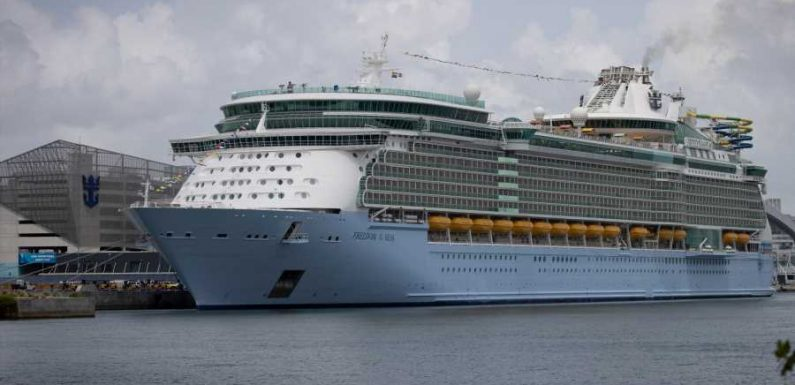 Royal Caribbean Completes First Test Sailing to Resume Cruises in the U.S.