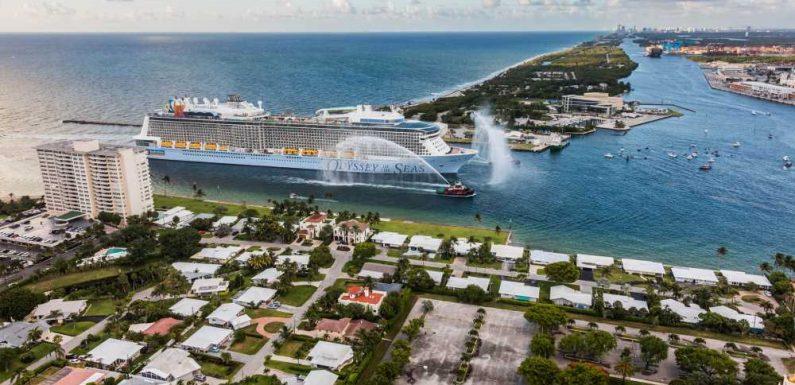 Royal Caribbean postpones Odyssey of the Seas' debut