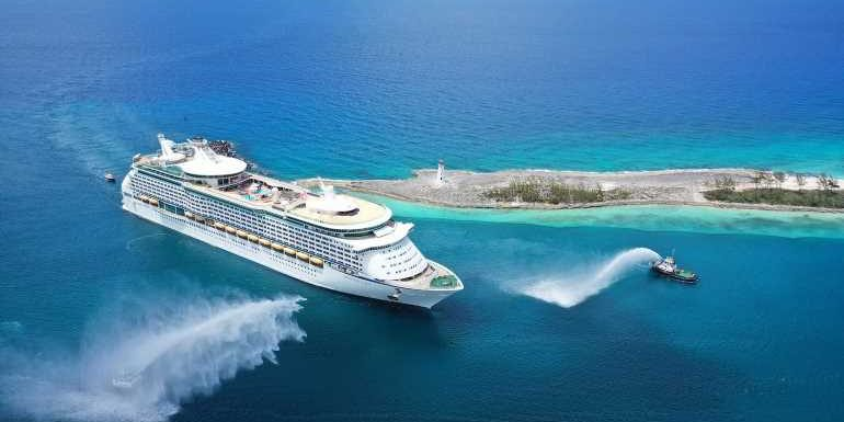 Royal reports two Covid cases on the Adventure of the Seas
