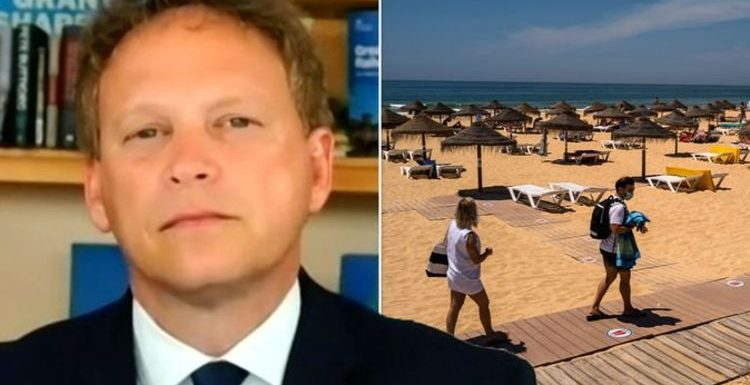 'Safety-first': Grant Shapps defends Portugal quarantine move – new variant concerns