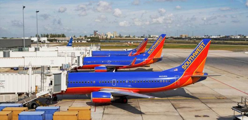 Southwest Airlines Is Offering 50 Percent Off Fall Flights—Here's How to Book