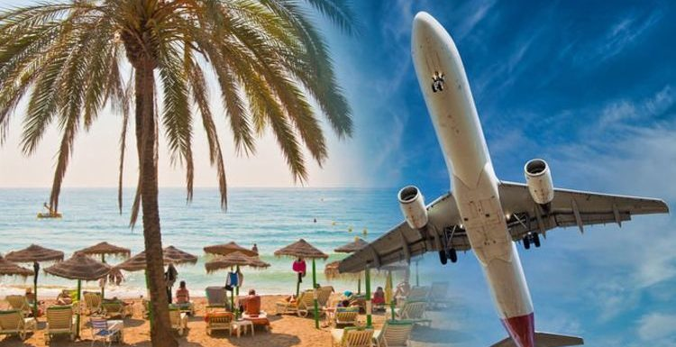 Spain: Foreign Office travel warning for islands but mainland resorts still banned