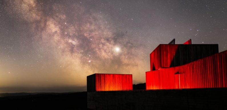 Staycation offers chance to visit UK's 'darkest' locations – including deep mine